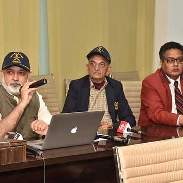 Atulya ganga Press Release Bihar