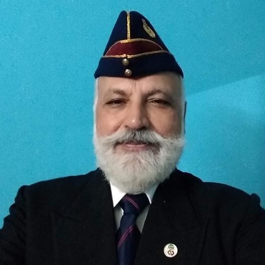 Major General AK Chaturvedi
